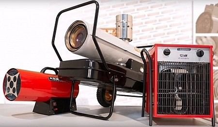 Тепловые пушки - купить в ведущем интернет-магазине Красноярска с бесплатной доставкой по городу