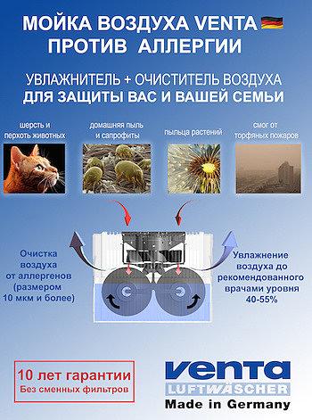 купить венту в Красноярске с бесплатной доставкой
