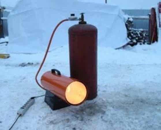 Газовая пушка: купить в Красноярске с доставкой! Ремонт, гарантия, сервисное обслуживание