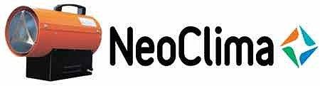 Купить газовые пушки Neoclima в Красноярске с доставкой!