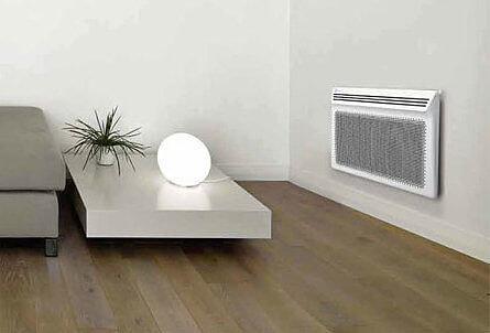 Монтаж Air Heat 2 EIH/AG-2-1000 на кронштейнах