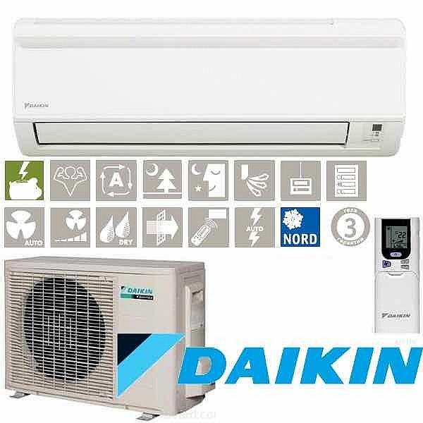 Daikin FTYN надежные кондиционеры для серверных