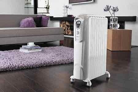 Привычные масляные радиаторы для обогрева комнаты