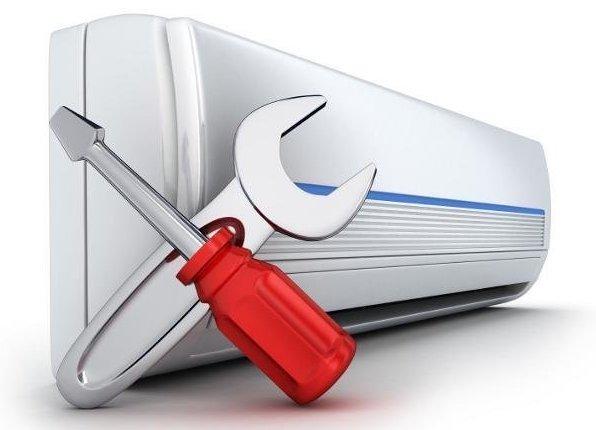 техническое обслуживание кондиционера заправка чистка